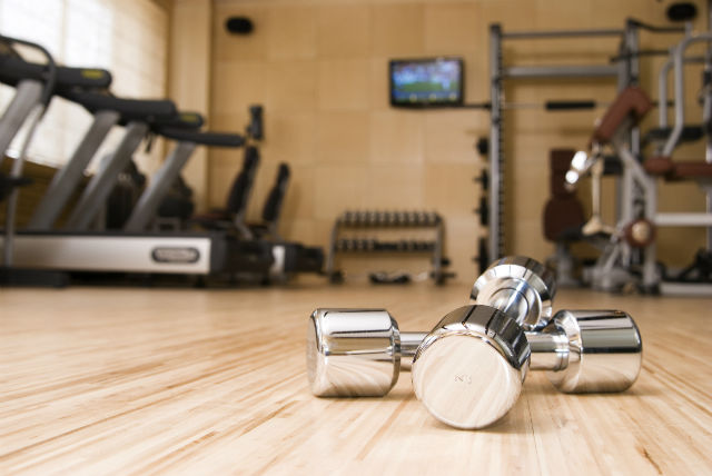 All you need for an effective sports session : Dumbbells