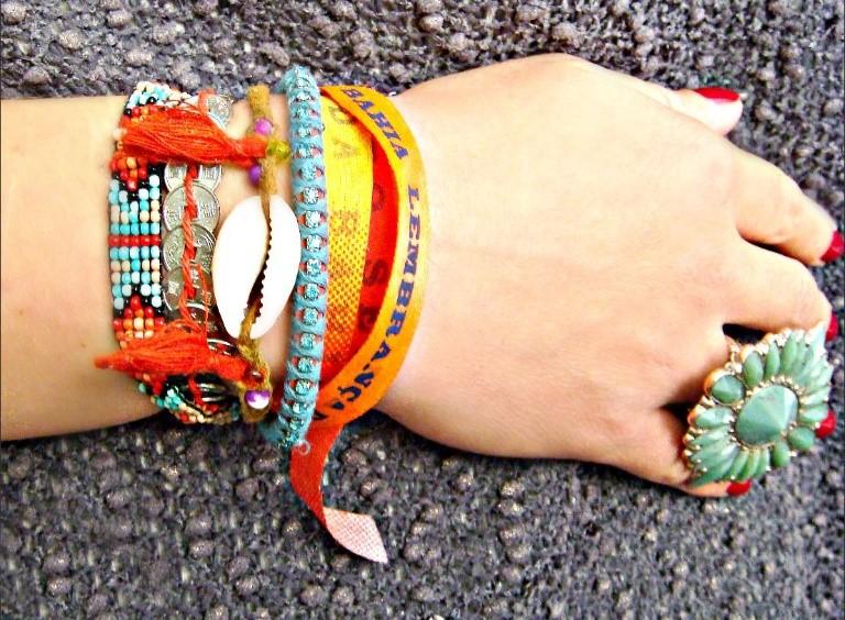 brazilian hipanema bracelet